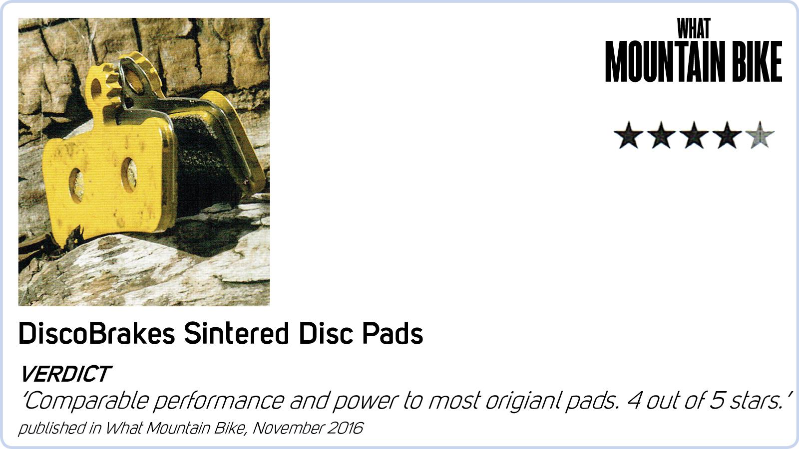 Promax Hydraulic /& Mechanical Semi Metallic MTB Disc Brake Pads DC 600-900