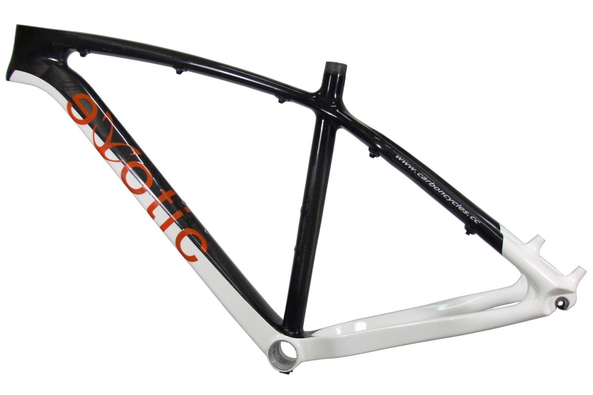 eXotic 29er Carbon Monocoque MTB Frame. Award Winning Mountain Bike ...